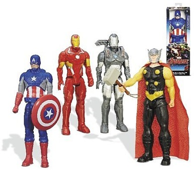 Hasbro titan figurka A