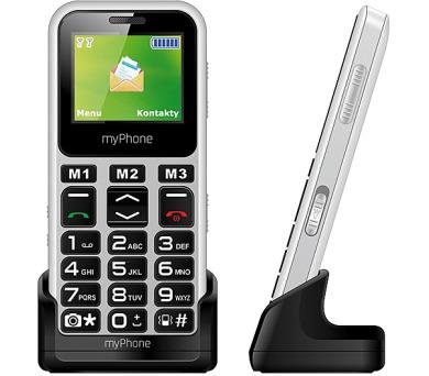 myPhone HALO MINI - bílý