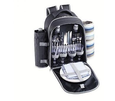 BeNomad SEP118 - Piknikový batoh s příslušenstvím pro 4 osoby + DOPRAVA ZDARMA