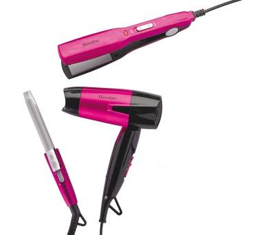 Domoclip DOS132 - Cestovní set na péči o vlasy