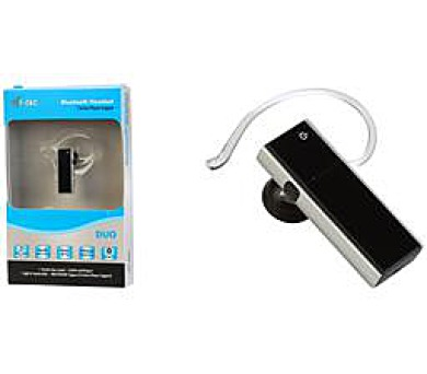 i-tec DUO Bluetooth Handsfree Headset - Multipoint