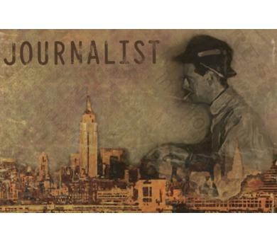 Journalist AJ/DE/CZ