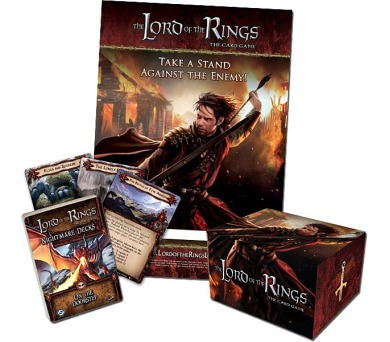 Lord of the Rings Fall 2014 Game Night Kit