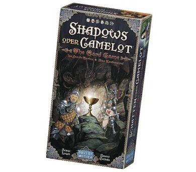 Shadows over Camelot The Card Game - Multilingual + DOPRAVA ZDARMA