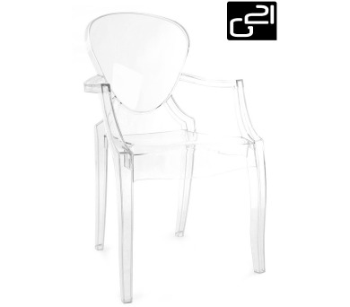 G21 Pure Crystal transparent + DOPRAVA ZDARMA
