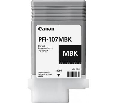 CANON INK PFI-107 MATTE BLACK