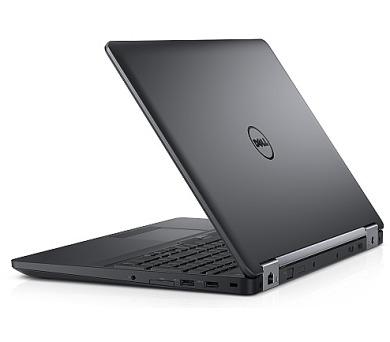 Dell Latitude E5570 15 HD i5-6200U/8GB/500GB/Intel HD/VGA/HDMI/USB/W10P/3RNBD/Černý