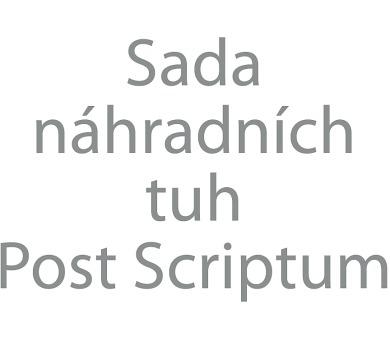 Sada náhradních tuh Post Scriptum