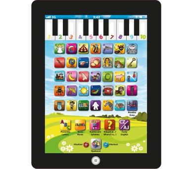 Albi Dětský tablet dvojjazyčný