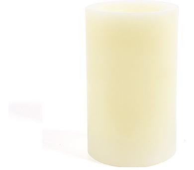 Žlutá LED svíčka