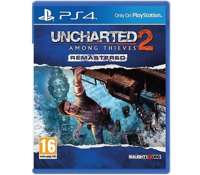 Sony PlayStation 4 Uncharted 2: Among Thieves