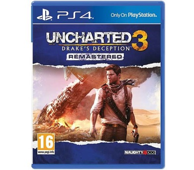 Sony PlayStation 4 Uncharted 3: Drake's Deception