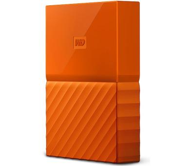 """HDD ext. 2,5"""" Western Digital My Passport 4TB - oranžový + DOPRAVA ZDARMA"""
