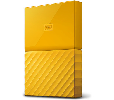 "HDD ext. 2,5"" Western Digital My Passport 1TB - žlutý"