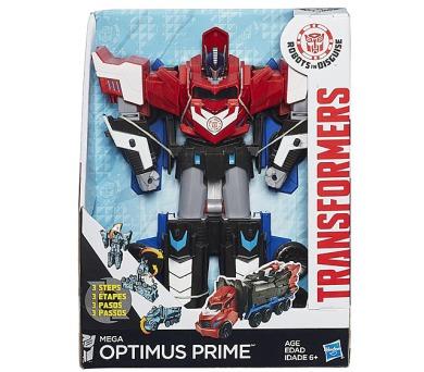 Hasbro RID Transformersnsformace v 1 kroku mega Optimu
