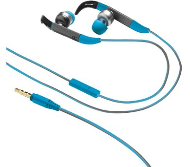 TRUST Fit In-ear Sports Headphones - blue (20321)