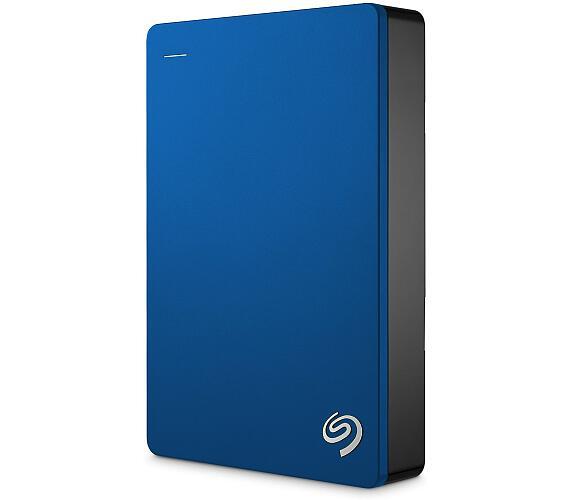 Seagate Backup Plus Port. 4TB modrý