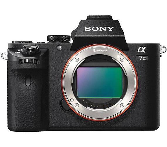 Sony ILCE-7M2 + DOPRAVA ZDARMA