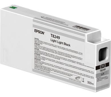 Epson Singlepack Light Light Black T824900 UltraChrome HDX/HD 350ml (C13T824900) + DOPRAVA ZDARMA