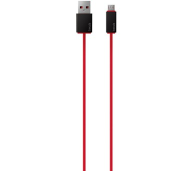 Beats USB Cable - Red