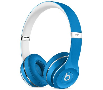 Beats Solo2 On-Ear Headphones Luxe - Blue + DOPRAVA ZDARMA