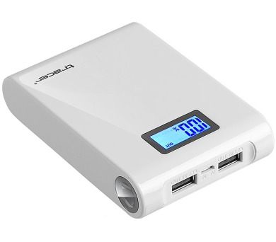 Powerbank 10400 mAh White