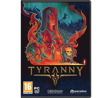 PC - Tyranny + DOPRAVA ZDARMA