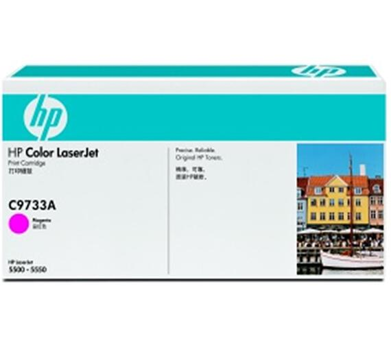 HP Color LaserJet purpurový toner + DOPRAVA ZDARMA