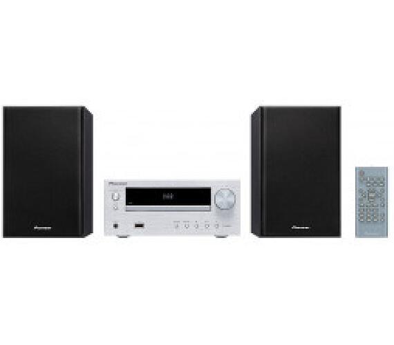 Pioneer mikro systém s CD + DOPRAVA ZDARMA