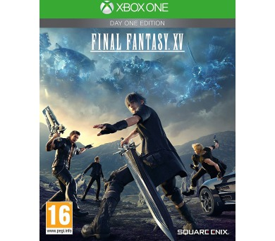 XOne - Final Fantasy XV + DOPRAVA ZDARMA