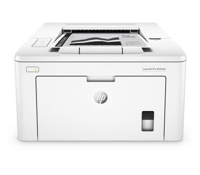 Tiskárna laserová HP LaserJet Pro M203dw A4