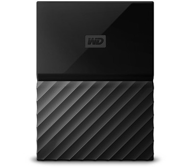 "HDD ext. 2,5"" Western Digital My Passport 1TB pro Mac - černý"
