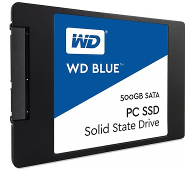 SSD Western Digital Blue 500GB