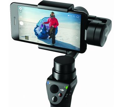DJI OSMO Mobile - Ruční stabilizátor pro mobilní telefony