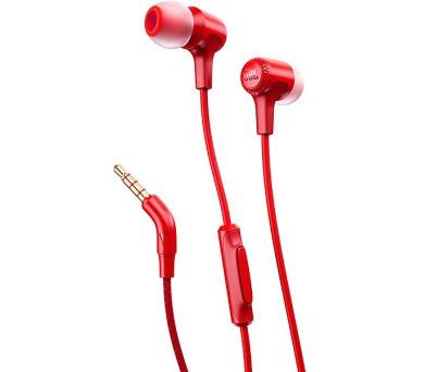 JBL E15 - červená + DOPRAVA ZDARMA