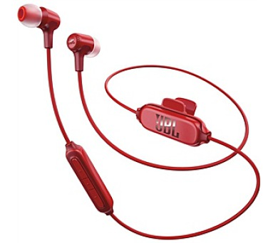 JBL E25BT - červená + DOPRAVA ZDARMA