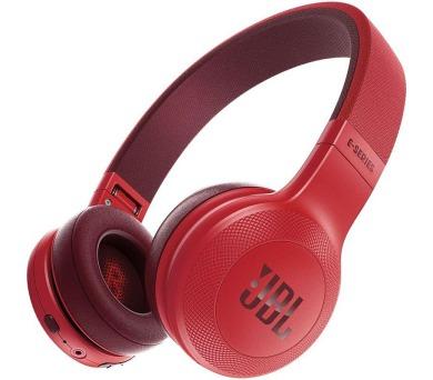 JBL E45BT - červená + DOPRAVA ZDARMA