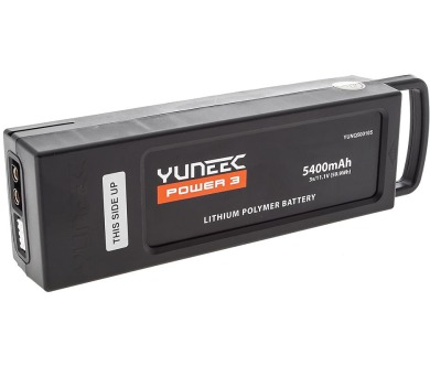 YUNEEC akumulátor Q500 - 5400mAh 3 čl./3S 11.1V LiPo Hardcase
