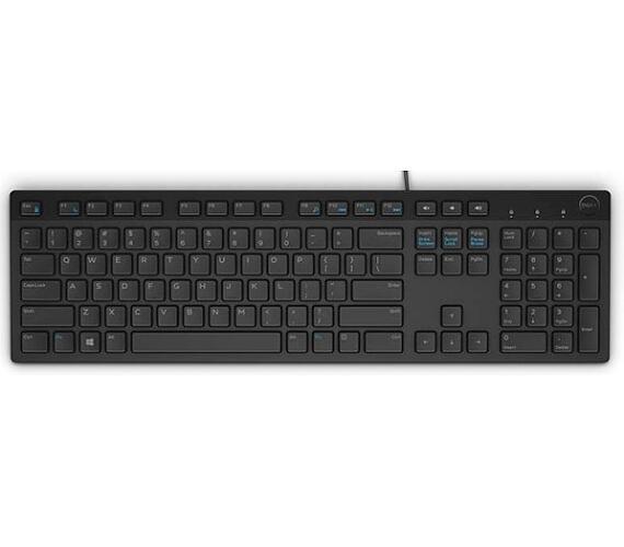 Dell klávesnice