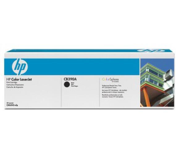 HP tisková kazeta černá + DOPRAVA ZDARMA