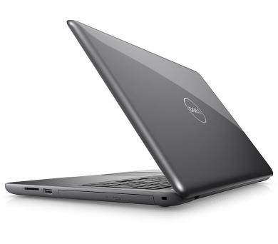 """Dell Inspiron 5567 15"""" FHD i5-7200U/8G/1TB/R7 M445-4G/MCR/HDMI/RJ45/DVD/W10/2RNBD/Šedý"""