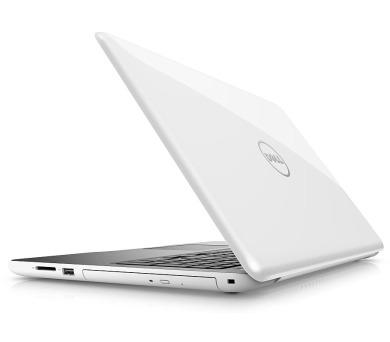 """Dell Inspiron 5567 15"""" FHD i5-7200U/8G/1TB/R7 M445-4G/MCR/HDMI/RJ45/DVD/W10/2RNBD/Bílý"""