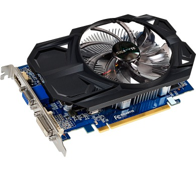 GIGABYTE Radeon™ R7 350 Ultra Durable 2 OC 2GB + DOPRAVA ZDARMA