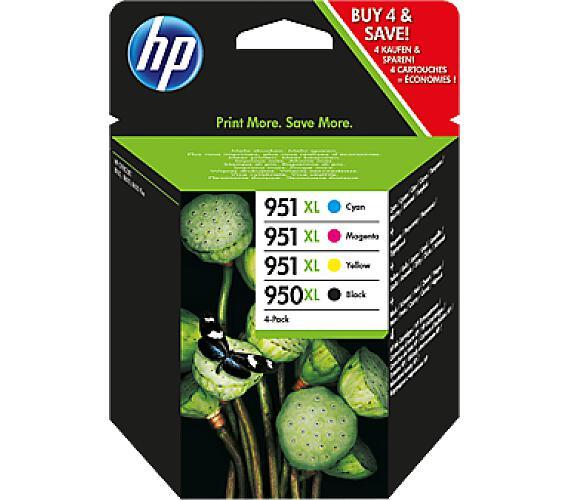 HP 950XL/951XL Combo Pack + DOPRAVA ZDARMA