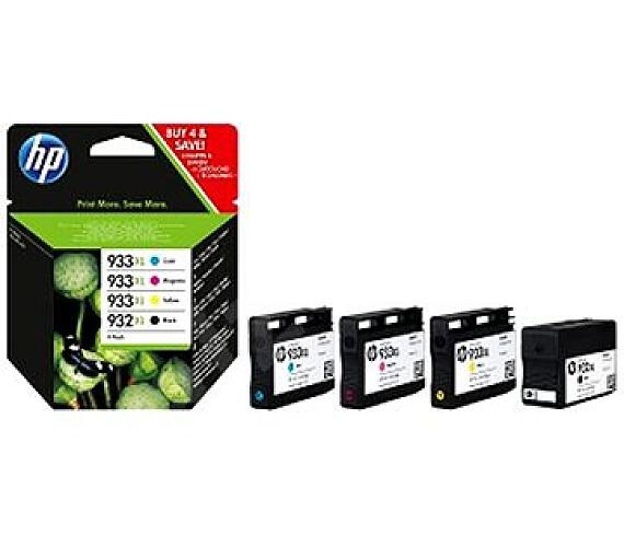 HP 932XL/933XL Combo Pack (C2P42AE)