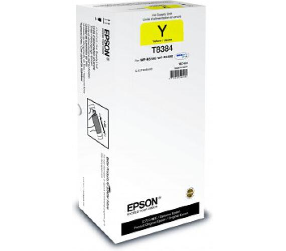 Recharge XL for A4 - 20.000 pages Yellow + DOPRAVA ZDARMA
