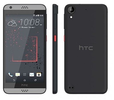 HTC Desire 630 Dual SIM - dark grey