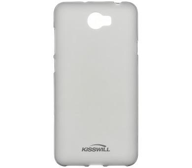 Kisswill TPU Pouzdro Black pro Huawei Y6 II Compact