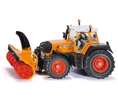 SIKU Farmer - Traktor se sněhovou frézou 1:32 + DOPRAVA ZDARMA