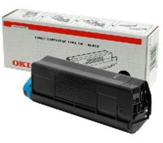 Černý toner do C510/C530/MC561 5K + DOPRAVA ZDARMA